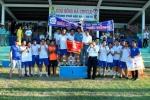Đội bóng Công đoàn ngành Giáo dục thành phố Hội An đạt chức vô địch Giải bóng đá CNVCLĐ thành phô
