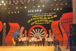 Cuộc thi sáng tạo thanh thiếu niên, nhi đồng toàn quốc lần thứ 7-2011 trường THCS Kim Đồng, Hội An có 2 giải