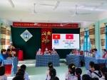 Đại Hội Liên Đội Trường Tiểu Học Lê Độ năm học 2021-2022