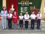 Hội khỏe Phù Đổng tại trường TH Cẩm Kim và Cẩm An 1