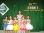 Hội thi Kể chuyện Bác Hồ trường TH Sơn Phong