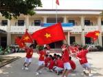 Hội thi Nghi thức Đội - Múa hát tập thể và công nhận chương trình rèn luyện Đội viên trường tiểu học Sơn Phong năm học 2020-2021
