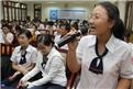 Không khống chế hồ sơ đăng ký dự thi