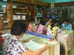 Kiểm tra thẩm định Thư viện TTXS trường TH Bùi Chát
