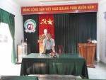 LÃNH ĐẠO PHÒNG GDĐT HỌP GIAO BAN HIỆU TRƯỞNG THÁNG  3/2018