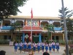 Liên đội Trường TH Bùi Chát tiến hành Đại hội Liên đội nhiệm kỳ 2017 – 2018.