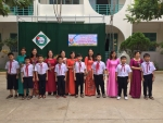 Liên đội Trường TH Lương Thế Vinh tổ chức sinh hoạt kỷ niệm 87 năm ngày thành lập Hội Liên hiệp Phụ nữ Việt Nam (20/10/1930-20/10/2017)