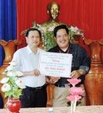 Ngành GD&ĐT Hội An  thăm đơn vị kết nghĩa Tây Giang