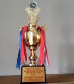 Phòng GD&ĐT Hội An đạt cúp dẫn đầu giải bơi lội cấp tỉnh