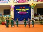 Sinh hoạt kỷ niệm ngày QĐND ở các trường