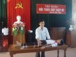 """Tập huấn sơ cấp cứu cho """"Đội TNXK Chữ thập đỏ"""" trường Lương Thế Vinh"""