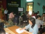 Tập huấn TT22/2016/BGD&ĐT và dạy học tích cực  trường Tiểu học Sơn Phong