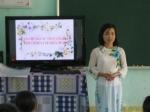 """Tổ chức sinh hoạt chuyên đề: """" Giáo dục kĩ năng sống và bảo vệ môi trường qua tiết học"""" tại trường TH Cẩm Kim"""