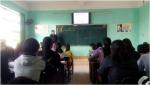 Trườn THCS Phan Bội Châu tổ chức Thao giảng chào mừng ngày Quân đội nhân dân Việt Nam 22/12 và Ngoại khóa ôn tập học kỳ 1