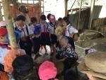 Trường Lương Thế Vinh tổ chức cho học sinh khối 3 tham quan làng gốm Thanh Hà_Hội An