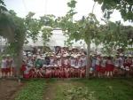 Trường Mầm Non Cẩm Châu tổ chức các cháu tham quan phố cổ