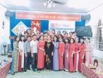 Trường Mẫu giáo Cẩm Thanh tổ chức các hoạt động chào mừng ngày Nhà giáo Việt nam 20/11