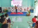 Trường MG Cẩm Nam tổ chức sinh hoạt ngày 8-3
