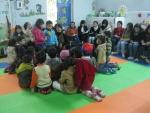 Trường MG Cửa Đại tổ chức Chuyên đề Làm quen văn học