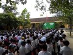 """Trường TH Sơn Phong phát động cuộc thi vẽ tranh ATGT chủ đề """"Chiếc ô tô mơ ước"""""""