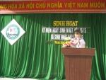 Trường TH Sơn Phong tổ chức sinh hoạt kỉ niệm ngày thành lập Đội TNTP Hồ Chí Minh  (15/5/1941-15/5/2018) và sinh nhật Bác Hồ (19/5/1890-19/5/2018)