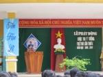 """Trường TH Trần Quốc Toản chính thức phát động trong toàn trường cuộc thi """"Ý tưởng trẻ thơ"""""""