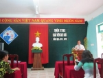 Trường TH Trần Quốc Toản tổ chức cuộc thi giáo viên giỏi