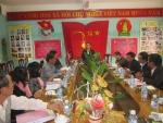 Trường TH Trần Quốc Toản và Lý Tự Trọng đón đoàn Kiểm định chất lượng