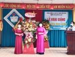 Trường THCS Huỳnh Thị Lựu tổ chức khai giảng năm học 2021-2022