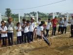 Trường THCS Nguyễn Du tổ chức Hội khỏe Phù Đổng