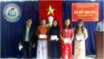 Trường THCS Phan Bội Châu Sơ kết học kỳ 1 năm học 2017 - 2018