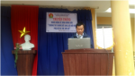 Trường THCS Phan Bội Châu truyền thông về bình đẳng giới