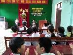 Trường Tiểu học Cẩm Kim tổ chức kỷ niệm 88 năm ngày thành lập ĐCSVN (03/02/1930 – 03/02/2018).