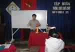Trường tiểu học Đỗ Trọng Hường tiến hành tập huấn công tác phòng cháy, chữa cháy