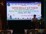 Trường Tiểu học Sơn Phong sinh hoạt kỷ niệm ngày Quốc tế thiếu nhi 1/6 và hưởng ứng  tháng hành động vì trẻ em năm 2020