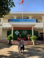 Trường Tiểu học Sơn Phong Vui Hội Trung thu trăng rằm  - năm Tân Sửu 2021