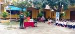 Tuyên truyền ngày truyền thống Quân đội nhân dân Việt Nam tại trường TH Đỗ Trọng Hường
